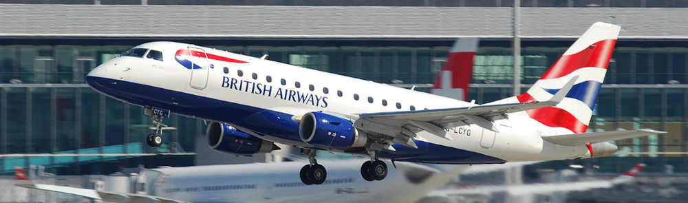 British Airways Embraer ERJ-170