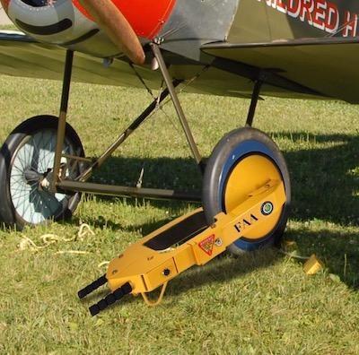 FAA gear boots