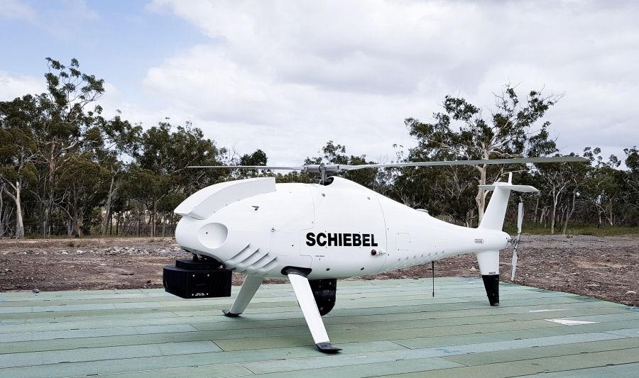 Schiebel drone
