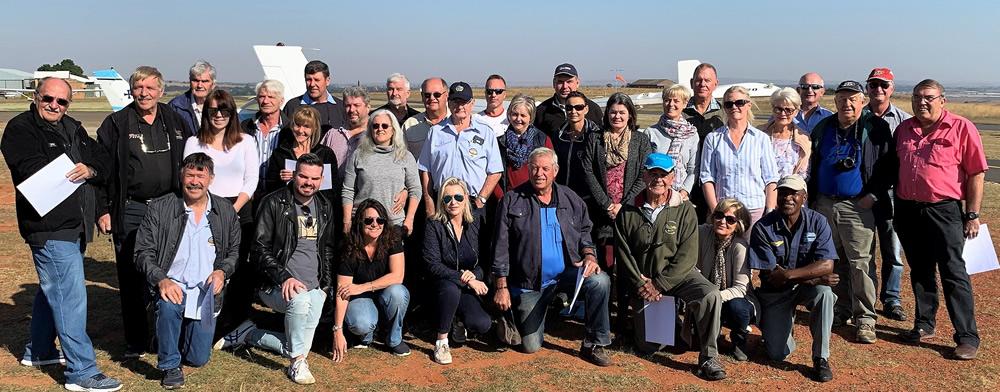 SAPFA rally at Krugersdorp