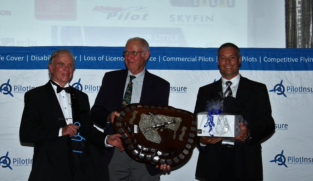 PTAR winners Kobus van der Merwe and Sarel van der Merwe