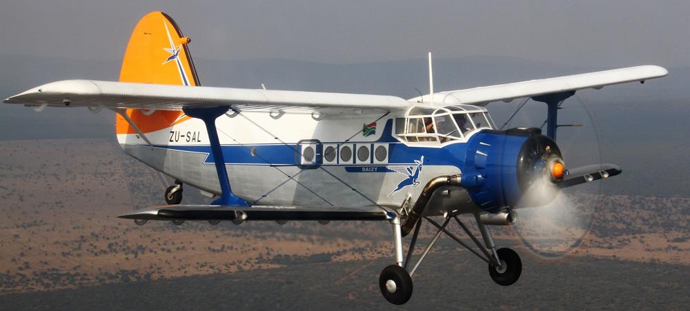ZU SAL Antonov An-2