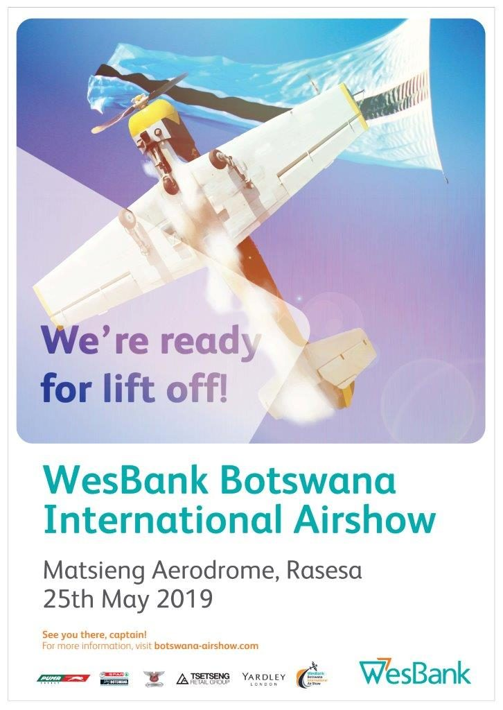 2019 WesBank Botswana International airshow