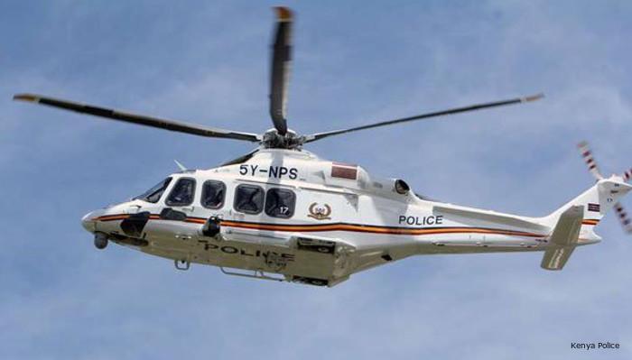 Kenya Police AW139