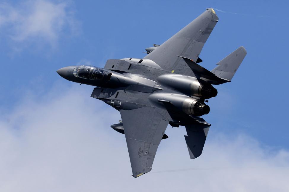 USAF F-15X