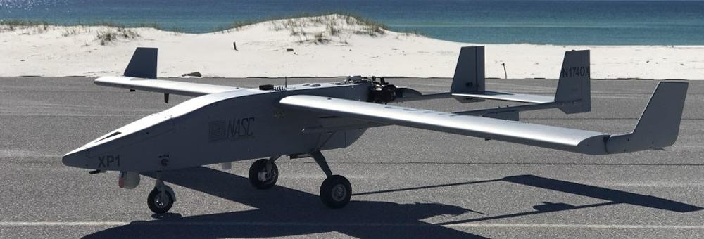 TigerShark-XP UAV