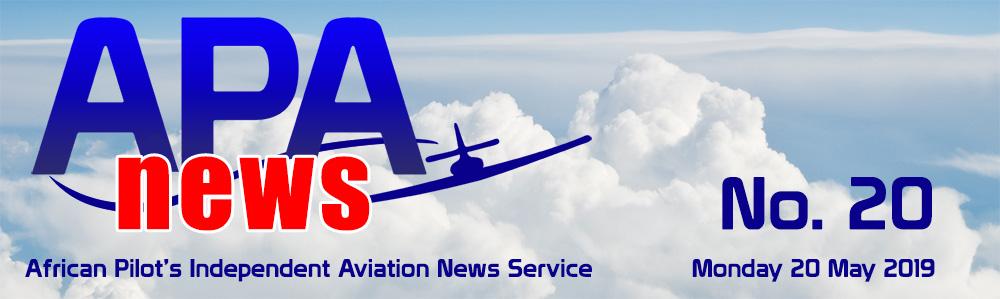 APAnews No. 20 - 20 May 2019