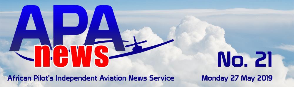 APAnews No. 21 - 27 May 2019