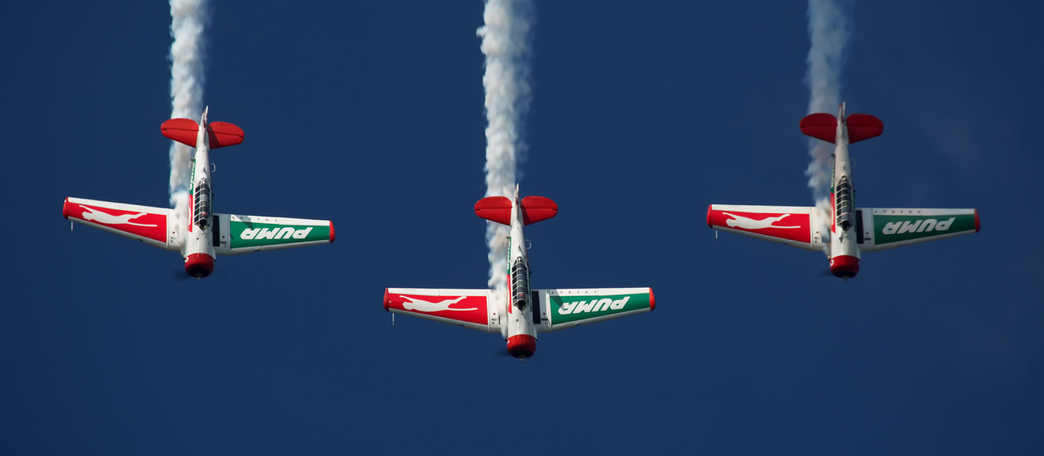 Lowveld Airshow - by Fiona Hugo