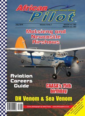 African Pilot magazine - July 2019