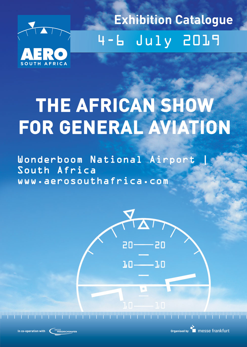 AERO South Africa exhibition catalogue cover