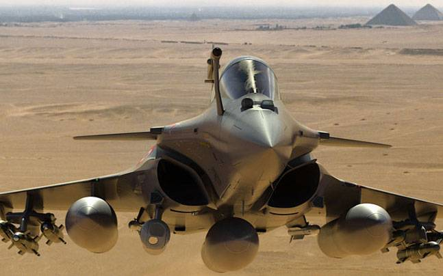 Egypt Air Force Rafale