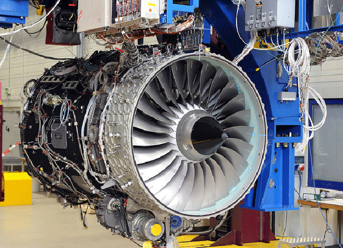 Rolls-Royce Perl 15 engine