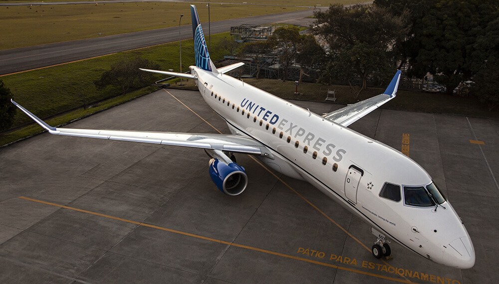 Embraer and United Airlines order