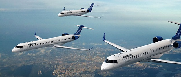 Bombardier in talks with Mitsubishi Heavy Industries