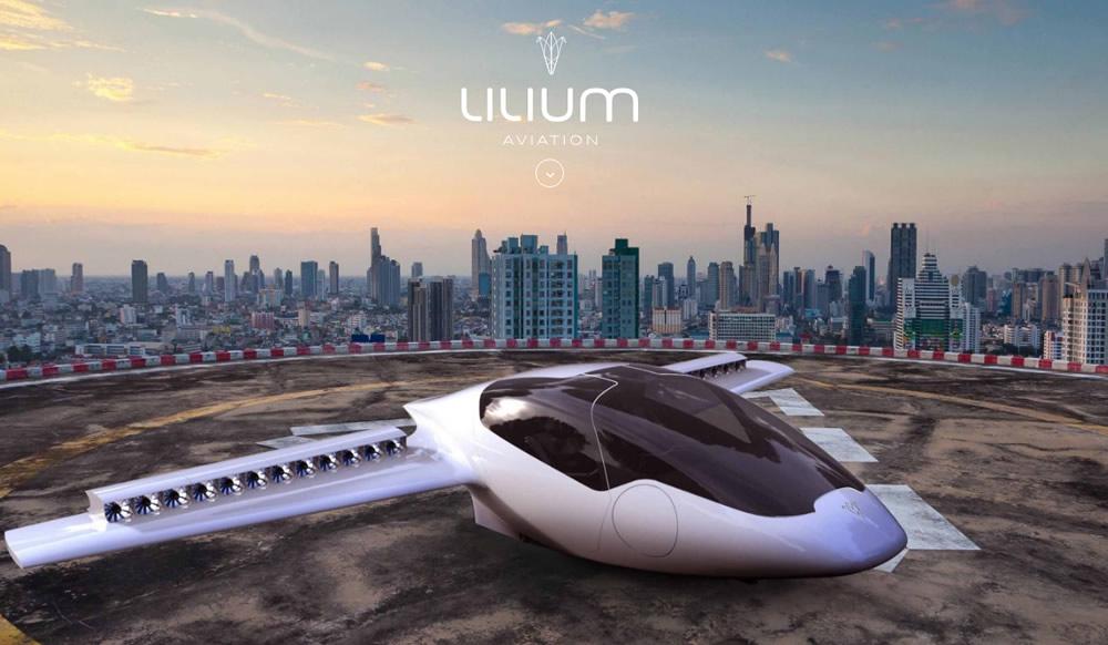 Lilium Air Taxi