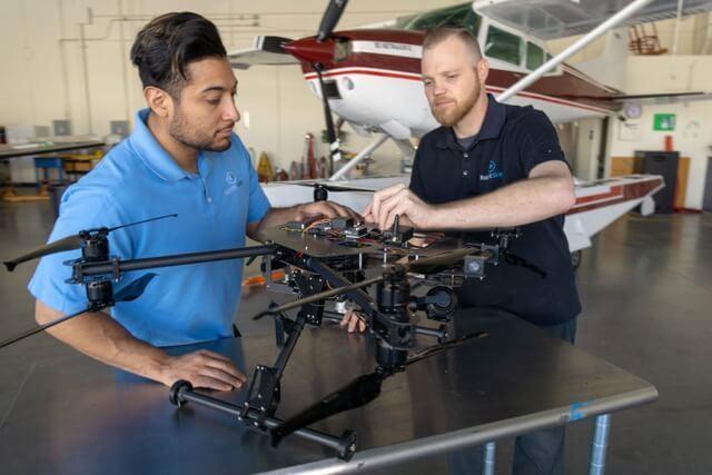 Boeing Robotic Skies