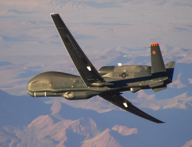 US Global Hawk