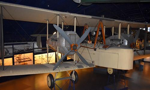 Vickers F.27 Vimy