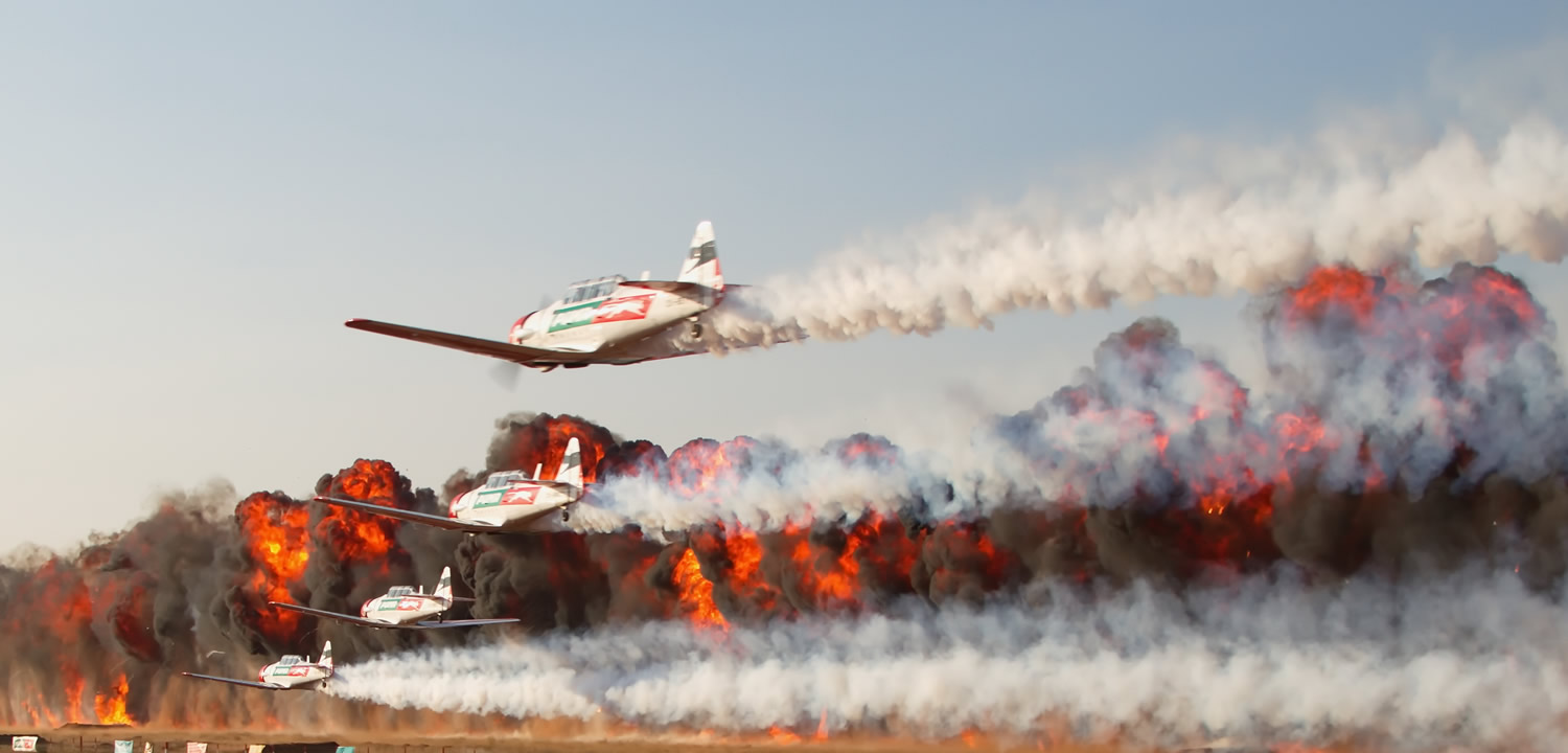 WesBank Botswana International Airshow