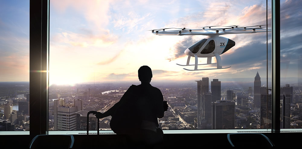 EASA issues first eVTOL certification rules