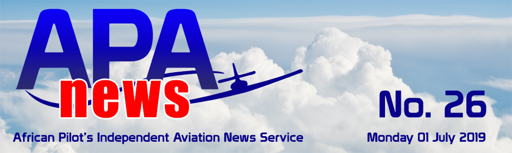 APAnews Number 26 - 01 July 2019