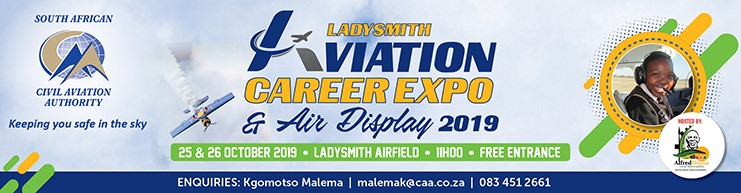Ladysmith Aviation Careers Expo