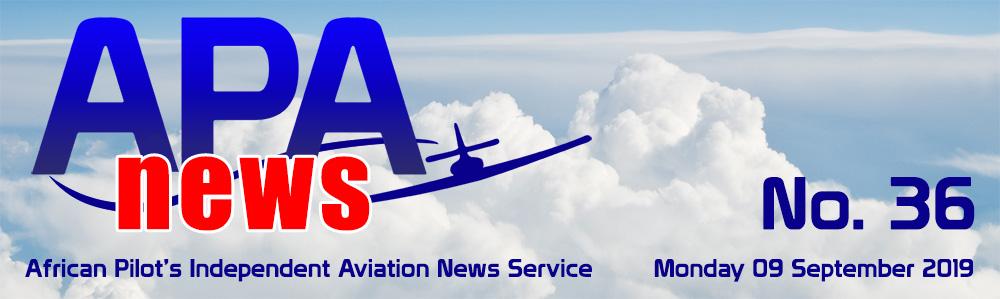 APAnews Number 36 - 09 September 2019