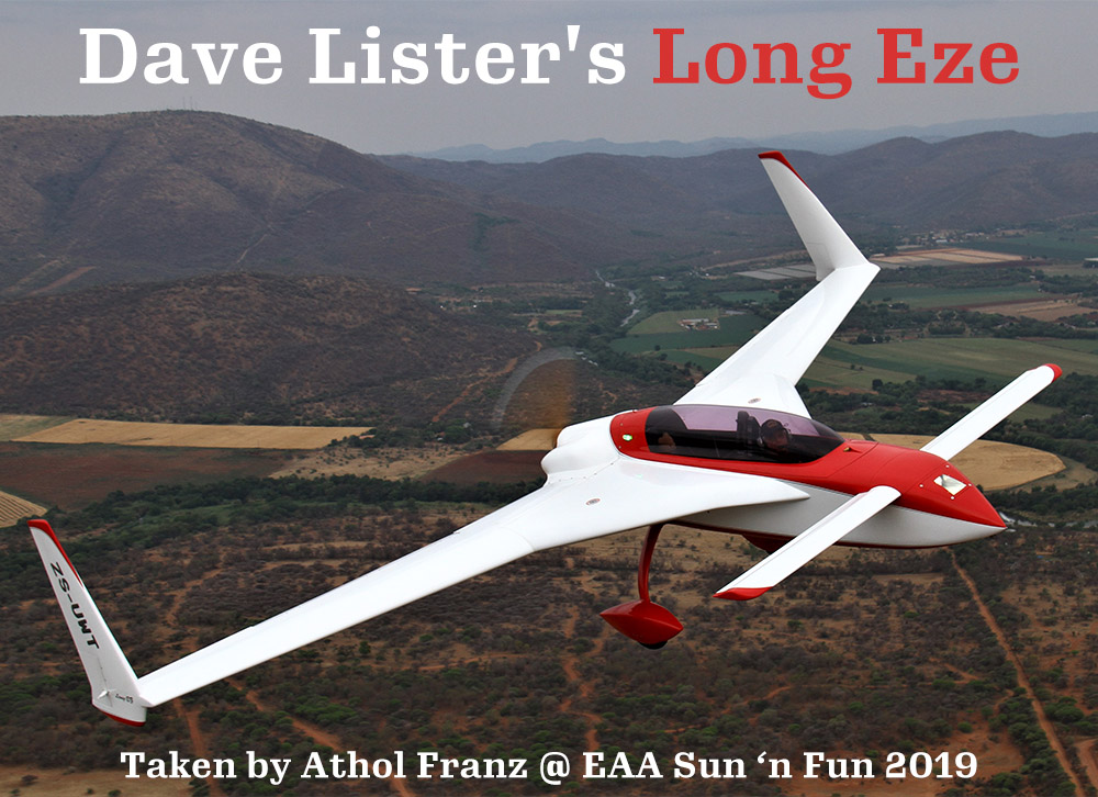 Dave Lister's Long Eze