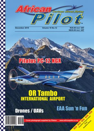 December 2019 of African Pilot