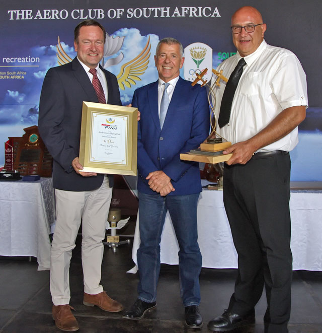 Team Stellenbosch Airshow of the year 2019
