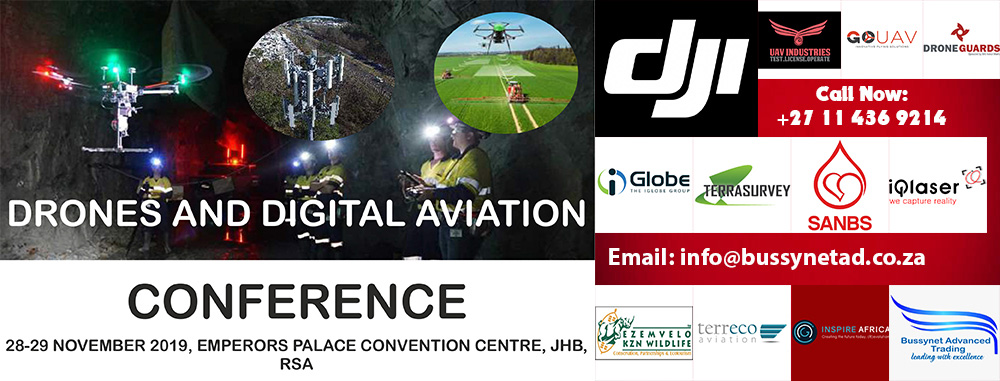 Drones and Digital Aviation