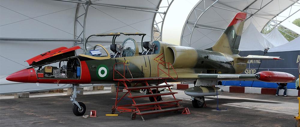 Nigerian Air Force AeroL-39ZA Albatros