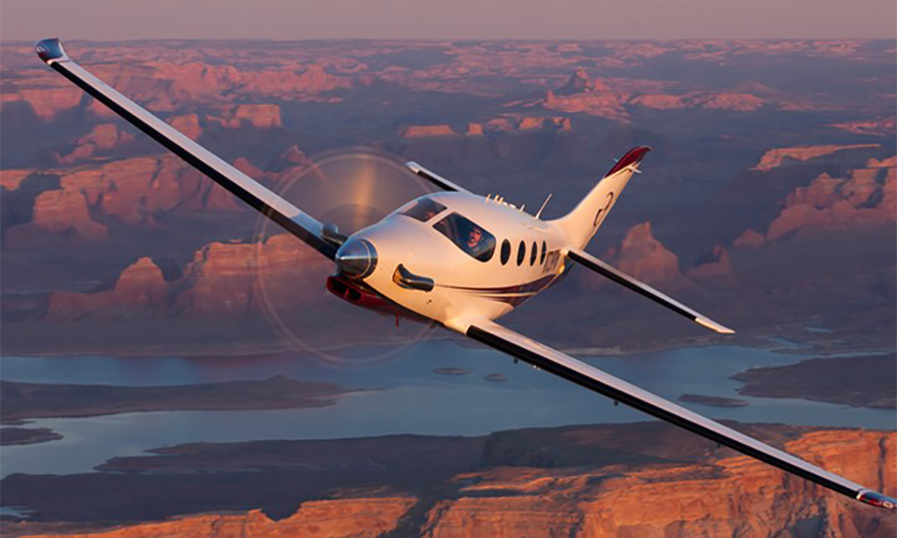 Epic aircraft achieves FAA type certification