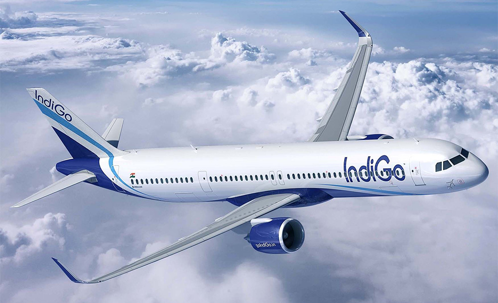 IndiGo signs for 300 A320neo