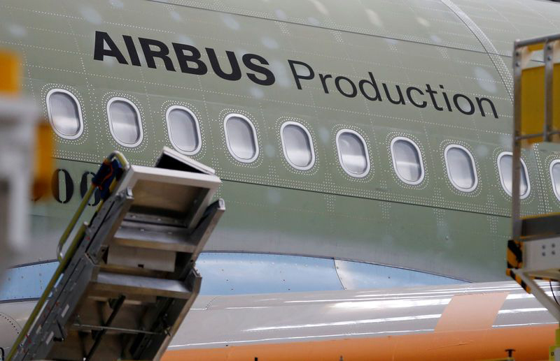 Airbus lowers 2019 commercial aircraft delivery target