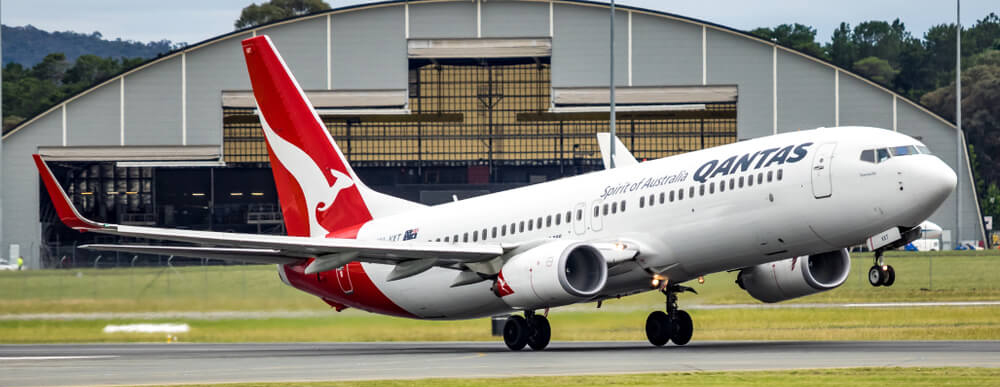 Qantas confirms checking 33 737NGs for pickle fork cracks