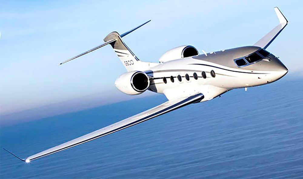 Gulfstream G500 earns European certification