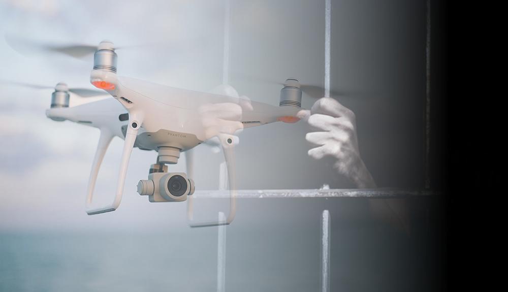 Drone prison sentence