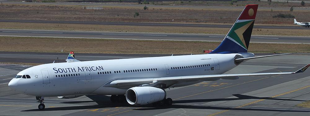 SAA Airbus