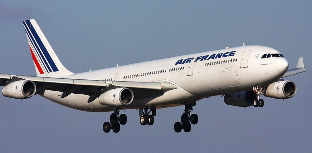 Airbus A340 300 Air France
