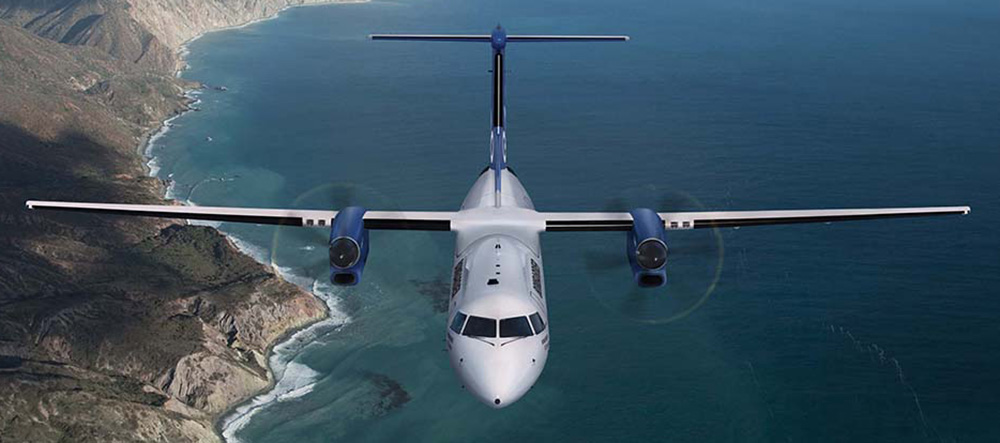 Ghana signs letter of intent to purchase up to six Dash 8-400s