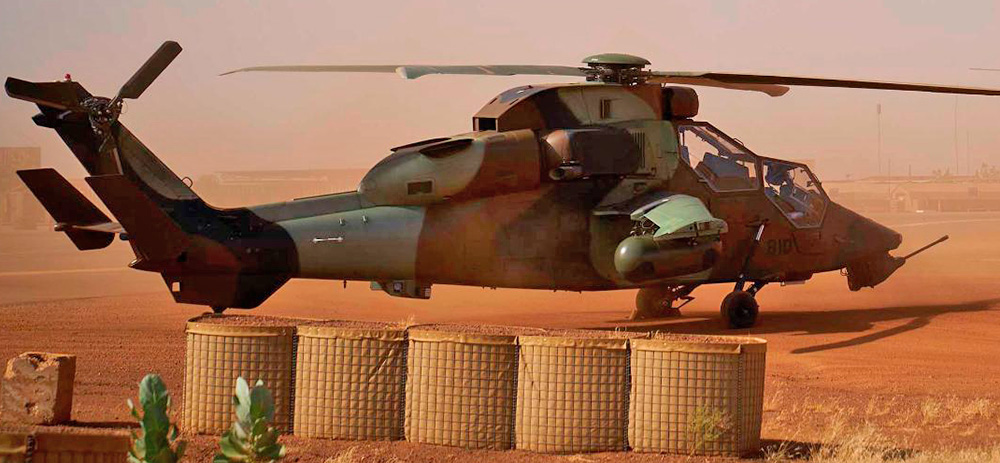 French helicopter collision in Mali