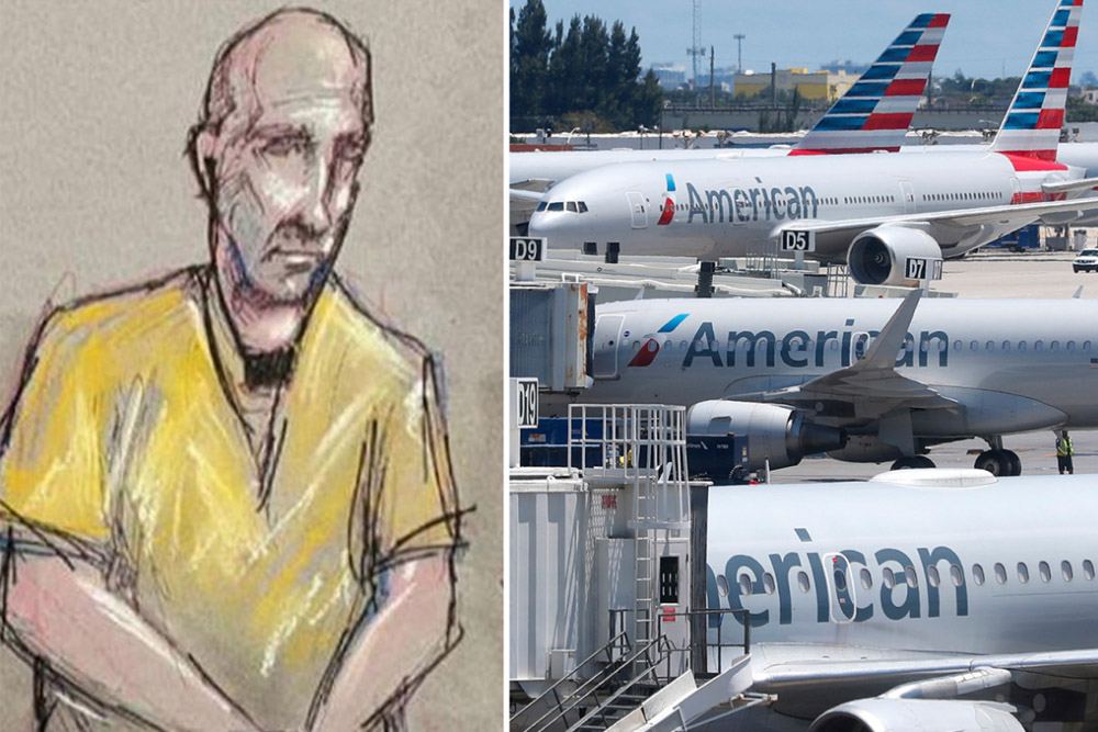 American Airlines mechanic admits to plane sabotage attempt