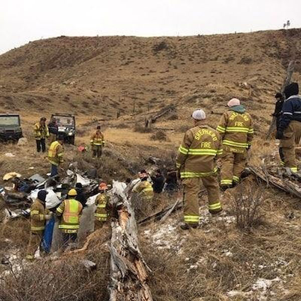 Montana Cessna 182 accident