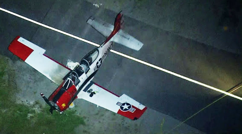 T28 Trojan that caused the accident