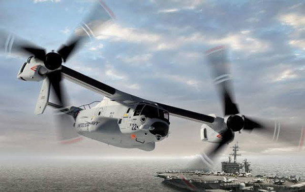 Bell Boeing CMV-22B Osprey