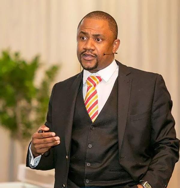 Thomas Kgokolo ATNS interim CEO