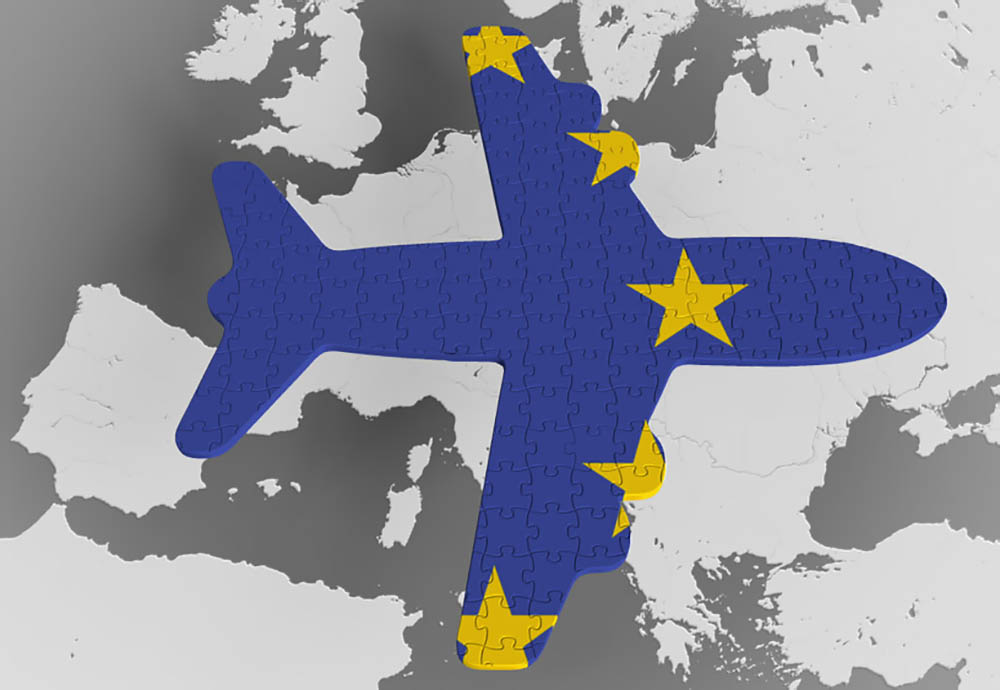 Airline consolidation in Europe