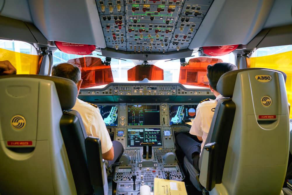 A350 in-flight shutdowns
